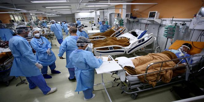 Worldwide coronavirus death toll passes three million and 886 thousand