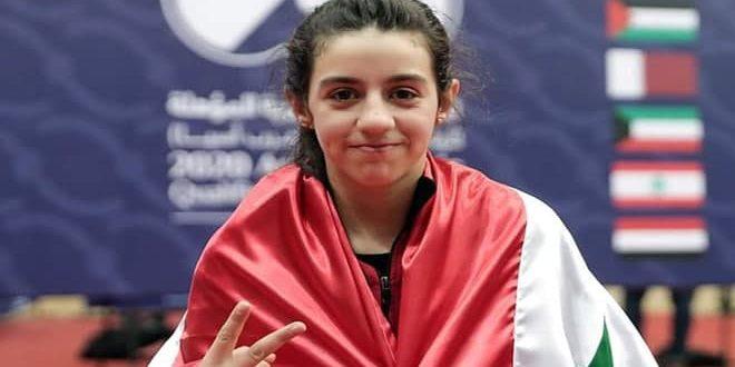 Hind Zaza: President al-Assad's phone call will light up my way towards crowning platforms