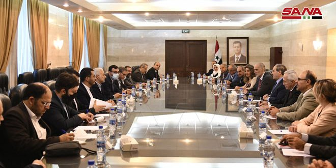 Mikdad: Syrian-Iranian relations have become a role model in all fields