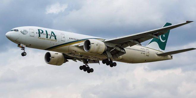 First Pakistani flight arrives at Damascus International Airport on Friday