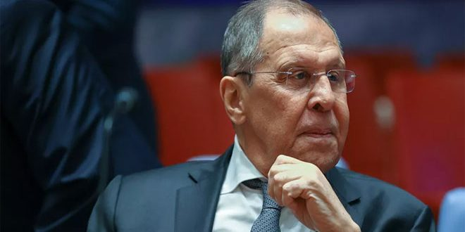 Lavrov: Terrorist hotbed in Idleb must be eliminated