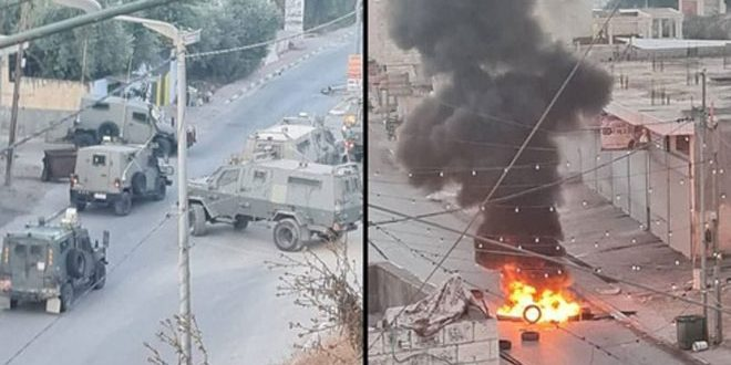 Four Palestinians martyred by occupation fire in the West Bank
