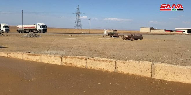 US occupation continues to plunder Syrian oil from al-Jazeera region