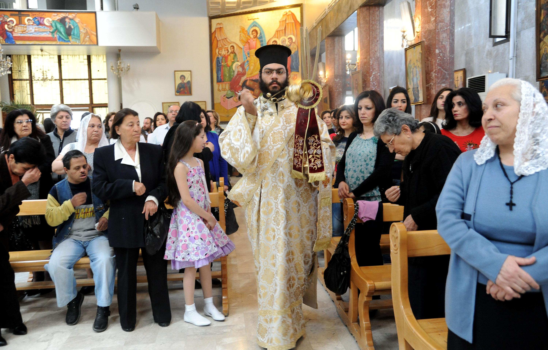 Resultado de imagen de Iglesia Siriaca Católica