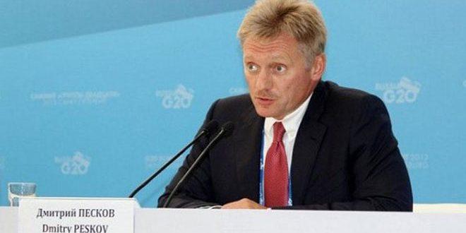 La situación en Siria es una de las cuestiones planteadas durante la cumbre ruso-alemana