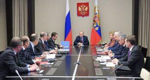 Putin examina los preparativos para la conferencia del Diálogo Nacional Sirio