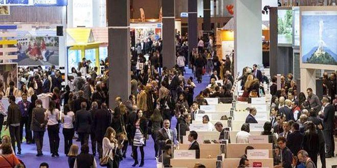Siria participa en la Feria Internacional de Turismo en Madrid