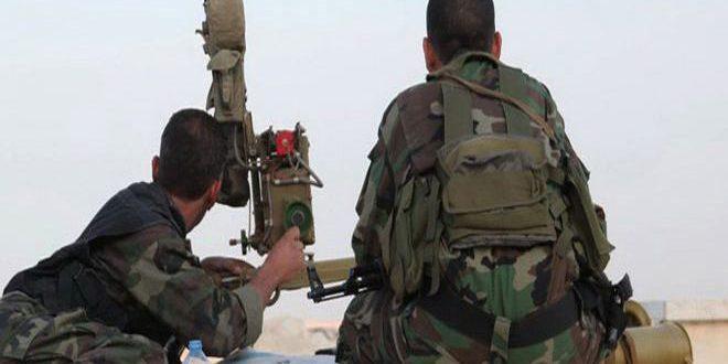 Ejército aborta un intento de infiltración de terroristas desde el Líbano