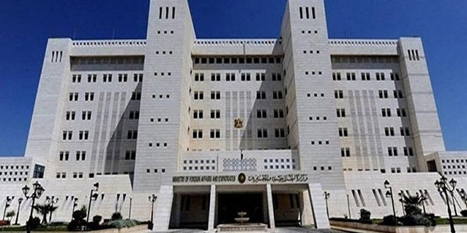 Siria exige a la ONU inmediata condena a la escalada librda por los grupos terroristas en Ghouta Oriental contra Damasco