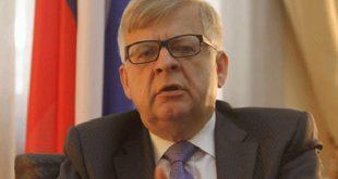 Zaspkin aborda con Bassil la situación en Siria