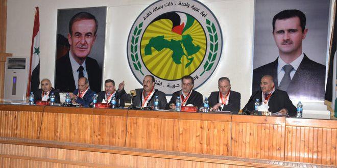 Al Hilal: Hay que dar más esfuerzos para reconstruir lo destruido por el terrorismo en Alepo