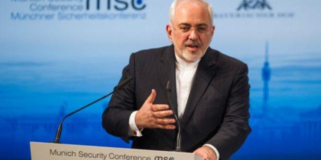 Zarif: Washington busca controlar zonas en Siria para sus fines geopolíticos