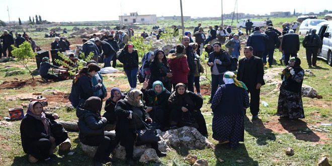 Naciones Unidas afirma que 170 mil personas abandonaron Afrin por la agresión turca