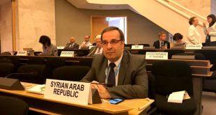 Siria rechaza los intentos de algunos países de ejercer la politización y el doble estándar
