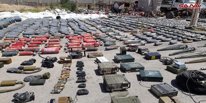 El Ejército halla armas, dispositivos de telecomunicaciones, y vehículos robados en Yalda, Babila, y Beit Sahm
