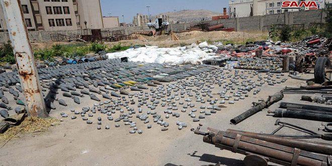 El Ejército halla armas, dispositivos de telecomunicación, y herramientas médicas en Yalda, Babila, Beit Sahm
