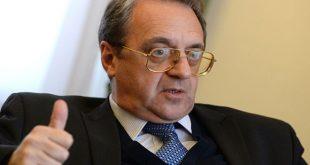 Bogdanov: Moscú activar el proceso político para encontrar una solución a la crisis en Siria