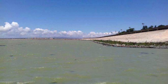 La presa de Qattina es una de las presas más antiguas del mundo