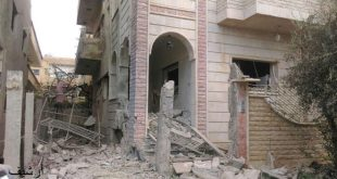 Una niña muere en ataques terroristas contra ciudad de Deraa