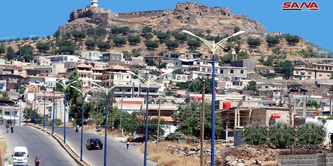 Salkhad, la ciudad de la historia