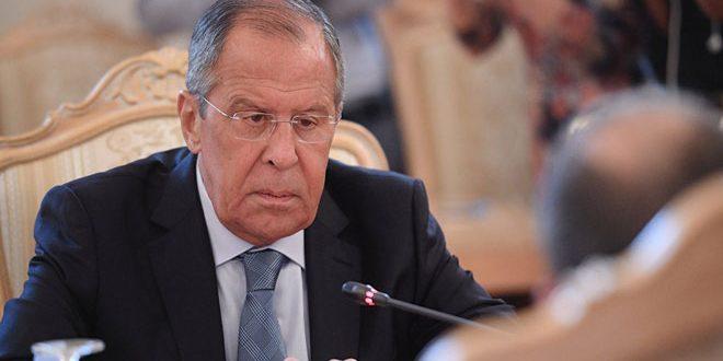 Lavrov: la falta de compromiso con las resoluciones internacionales obstaculiza la solución de la crisis en Siria