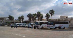Completan preparativos para el retorno de cientos de refugiados sirios desde Jordania