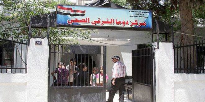 Rehabilitado14 centros y hospitales en la Ghouta Este