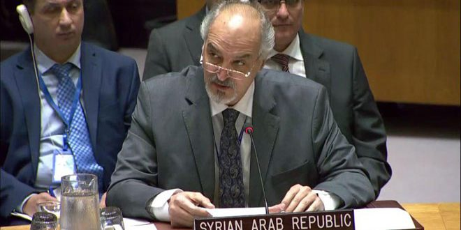 Al-Jaafari: Idleb igual que otra área siria regresará  pronto bajo el control del Estado sirio