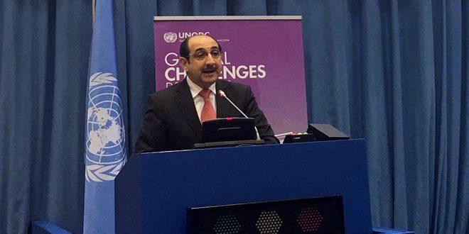 Sabbagh: las organizaciones terroristas han cometido todos los tipos de crímenes contra el pueblo sirio