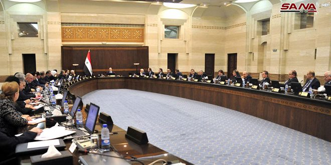 Gabinete aprueba el presupuesto general del estado para el año 2019