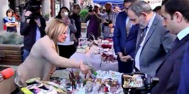 ¨Olorcillo de la cultura siria¨ sopla en Armenia