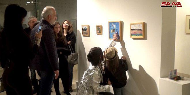 El arte es para todos nosotros, exposición para los niños talentosos