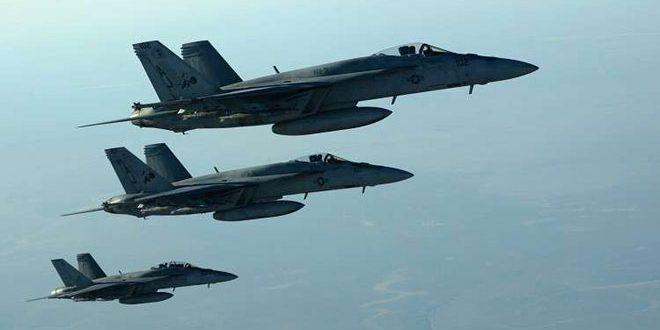 Ataques aéreos de la coalición en Dier Ezzor cosecha más vidas inocentes