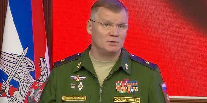 La Defensa rusa llama a las fuerzas estadounidenses y sus mercenarios a dejar libres a los desplazados retenidos en el campamento de al-Rukban