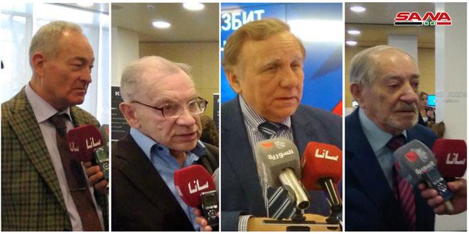 Diplomáticos rusos: la victoria de Siria sobre el terrorismo paga en interés del mundo entero