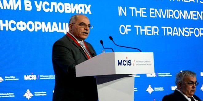 El general al-Shawa: Siria mantendrá su guerra contra el terrorismo… la liberación del Golán sirio ocupado es una prioridad