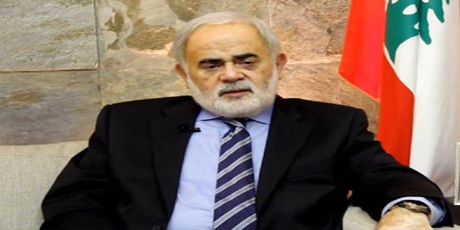 Abou Zeid: El Líbano participará en la próxima reunión de Astaná en calidad de observador