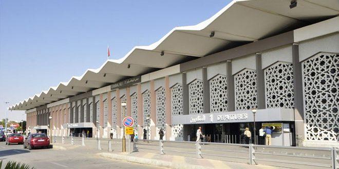 Aún no hay negociaciones sobre la inversión en el Aeropuerto Internacional de Damasco