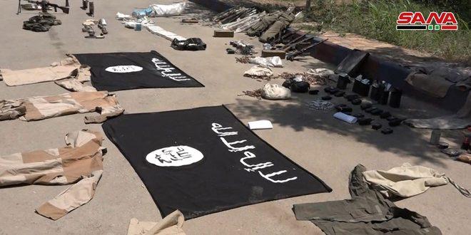 Ejército halla centro de operaciones y monitoreo del Daesh al este de Deir Ezzor