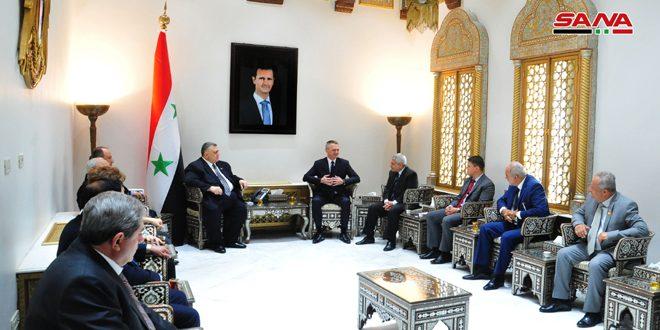 Bielorrusia participará con sus mejores compañías en la Feria Internacional de Damasco