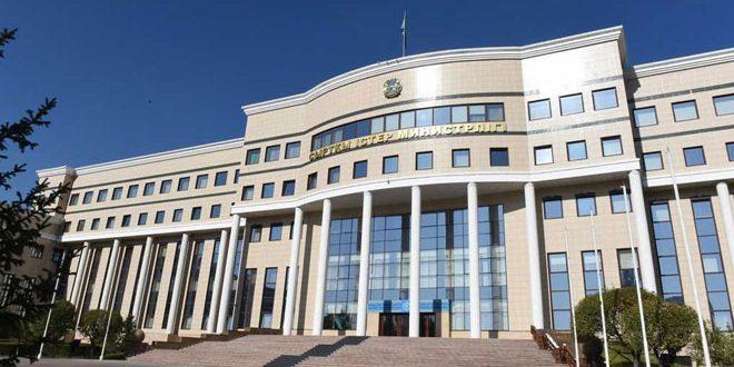 Cancillería Kazaja: la próxima reunión de Astana sobre Siria se celebrará el 1 y 2 de agosto