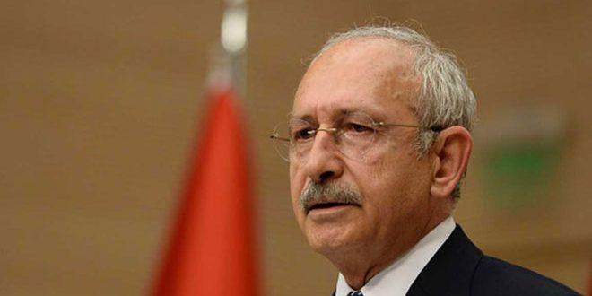 Kilicdaroglu llama a reanudar el diálogo con Siria por el propio interés de Turquía