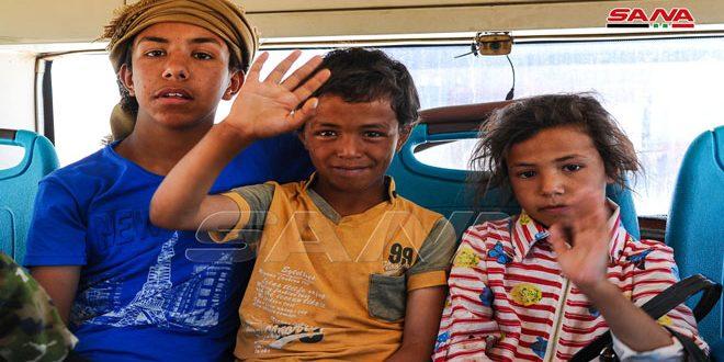 Esfuerzos de Siria y Rusia contribuyeron al retorno de cientos de miles de desplazados
