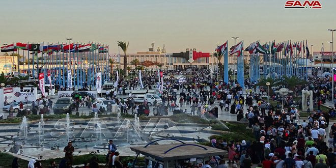 Intensos preparativos y amplia participación internacional en próxima edición de la Feria Internacional de Damasco