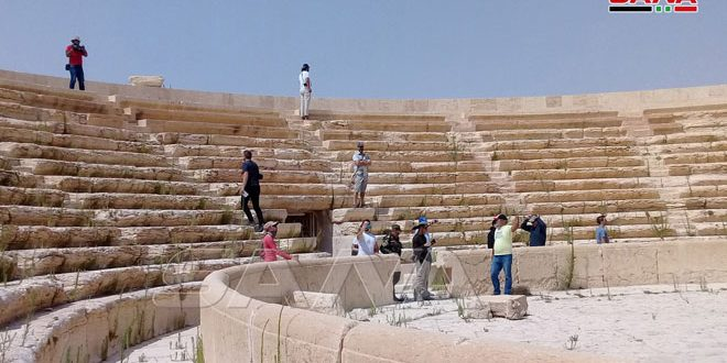 Siria se esfuerza para recuperar su sector del turismo