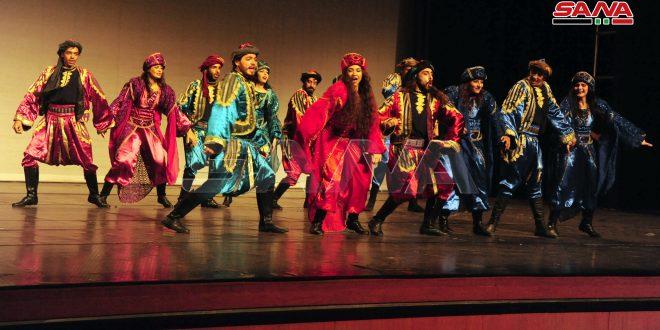 Gala cultural sirio-cubana por el Día de la Cultura de Cuba