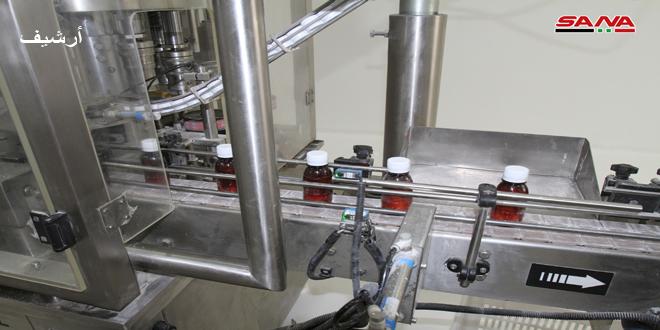 Industria farmacéutica siria cubre 90% de las necesidades del mercado local