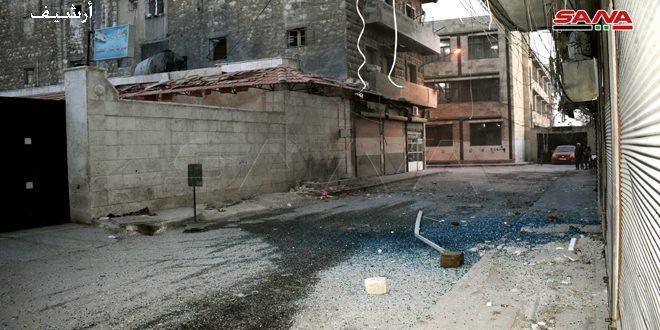 Un civil resulta herido en nuevo bombardeo terrorista contra Alepo