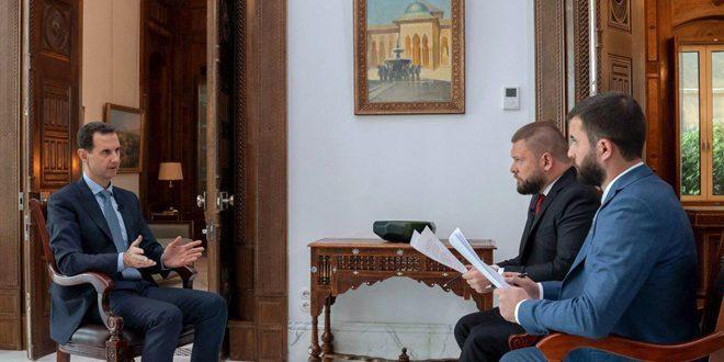 Al-Assada Rossiya 24 y Rossiya Segodnya: la presencia de EEUU daría origen a la resistencia militar que obligaría a los estadounidenses a salir del país