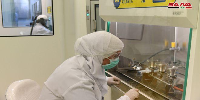 Siria inauguran planta para producción de fármacos para tratamiento quimioterapéutico